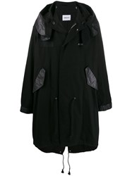 Ambush Oversized Hooded Parka Black