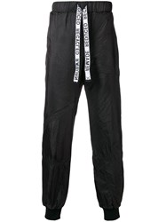 Christopher Raeburn Parachute Track Pants Black