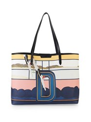 Mary Katrantzou D Melina Coated Canvas Tote
