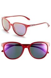 Women's Smith Optics 'Cheetah' 53Mm Sunglasses Red Purple Sol X