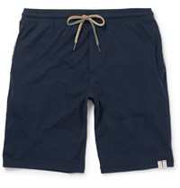Paul Smith Cotton Jersey Pyjama Shorts Blue
