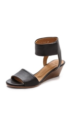 Coclico Kerel Wedge Sandals Black