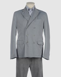 J.W. Tabacchi Suits And Jackets Blazers Men Grey