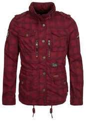 Khujo Jace Light Jacket Red