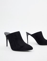 New Look Mule Black