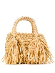 Simone Rocha Braided Tote Bag 60