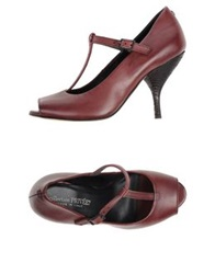 Collection Privee Collection Privee Pumps Maroon