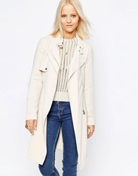 Only Classic Belted Trenchcoat Pumice Stone Beige