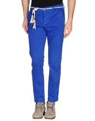 Basicon Casual Pants Bright Blue