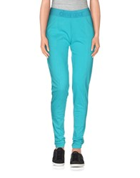 Dimensione Danza Trousers Casual Trousers Women Turquoise