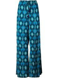 Figue Saanchi Trousers Green