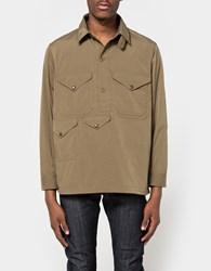 Beams Plus B Multi Pocket P O Olive Od