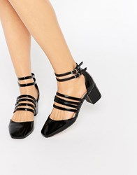 Asos Suspense Heels Black