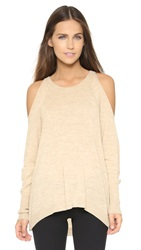 Ramy Brook Tasha Sweater Camel