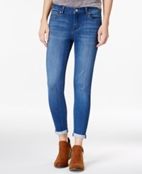 Celebrity Pink Juniors' Ankle Length Skinny Jeans Riviera Wash