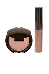 Becca Glow On The Go Kit Rose Gold