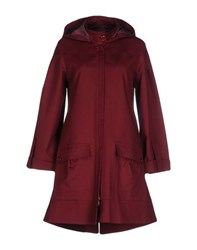 Aniye By Coats And Jackets Full Length Jackets Women Maroon