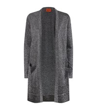 Missoni Lurex Cardigan Female Silver