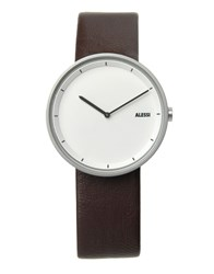 Alessi Wrist Watches Brown