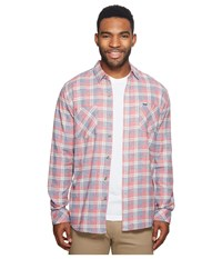 Rip Curl Prospect Flannel Woven Red Clothing