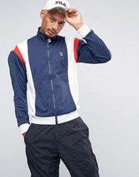 Fila Track Jacket Navy