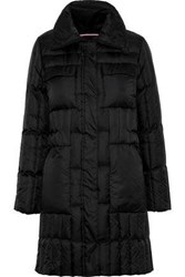 Fusalp Berenice Quilted Shell Down Coat Black