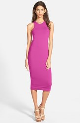 Women's Leith 'Cut In' Tank Dress Pink Plumier