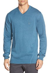 Men's Volcom 'Upstand' Slim Fit V Neck Sweater