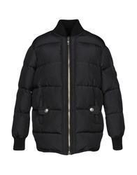 Versus By Versace Down Jackets Black