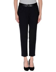 Sachin Babi Casual Pants Black