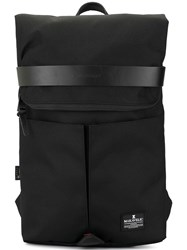 Makavelic Chase Fold Backpack Black