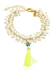 Chanael K Evil Eye Bracelet