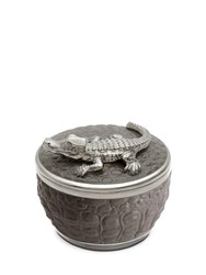 L'objet Crocodile Textured Scented Candle Array 0X5afd418