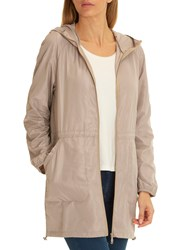 Betty Barclay Lightweight Parka Jacket Moon Rock