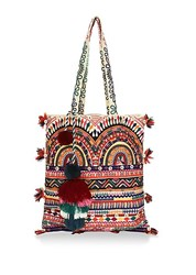 Figue Tova Embellished Tote Bag Multi