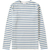 Norse Projects Long Sleeve Godtfred Compact Tee White