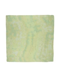 7 For All Mankind Square Scarves Light Green
