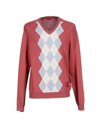 Pringle Of Scotland Sweaters Pastel Pink