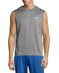 Fila Sleeveless Performance Top Blue