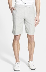 Patagonia 'Back Step' Shorts Chambray Feather Grey