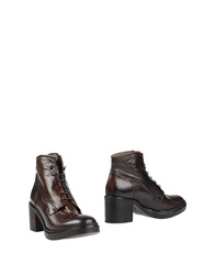 Preventi Ankle Boots Dark Brown