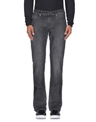 Baldessarini Denim Denim Trousers Men Lead