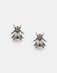 Cheap Monday Fly Earrings Silver