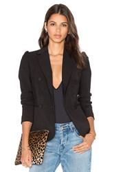 Rebecca Taylor Suiting Blazer Black