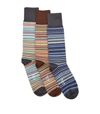 Paul Smith Sock Set 3 Pack Male Multi