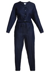 Junarose Jrelyse Jumpsuit Black Iris Dark Blue