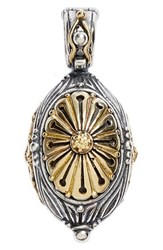 Women's Konstantino 'Hebe' Etched Cone Pendant
