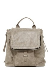 Urban Expressions Bobbi Backpack Gray
