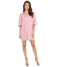 Susana Monaco Inga Dress Ballerina Women's Dress Pink