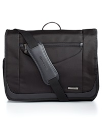 Samsonite Professional Laptop Messenger Bag Black